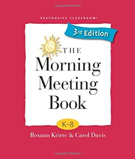 80 morning meeting ideas for grades 3 6 carol davis 9781892989482 the morning meeting book m4hsunfo