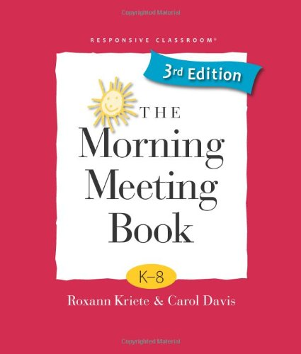 Pdf Teaching The Morning Meeting Book