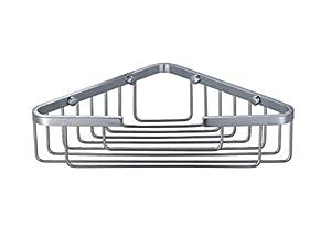 well-wreapped Bathroom racks/Stainless steel bathroom double bathroom basket/ tripod mounted-D