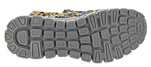 ZEEALEXIS Frauen Danielle Sneaker Mosaik