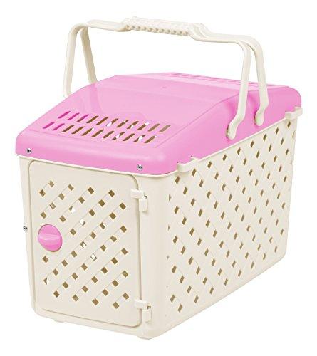 IRIS Small Animal Carrier, Pink