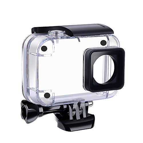Suptig Waterproof Case Underwater Waterproof Protective Housing for Yi 4K Action Xiaomi 4K Xiaoyi 4K Yi 4K+ Action Cameras