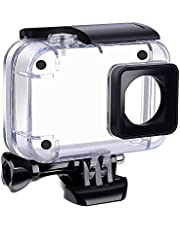 Suptig Waterdichte Case Onderwater Waterdichte Beschermende Behuizing voor Yi 4 K Actie Xiaomi 4 Xiaoyi K Yi 4 K+Yi Lite Action Camera