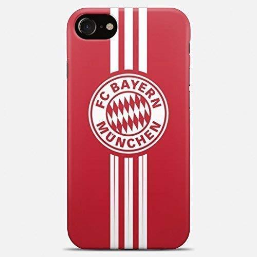 Inspired by Bayern phone case Bayern iPhone case 7 plus X XR XS Max 8 6 6s 5 5s se Bayern Samsung galaxy case s9 s9 Plus note 8 s8 s7 edge s6 s5 s4 note gift art cover f football