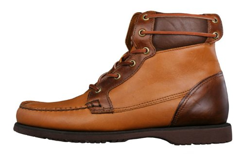 Sebago Boot Brown hommes Boots Chaussures Cuir Scout rZFpxr