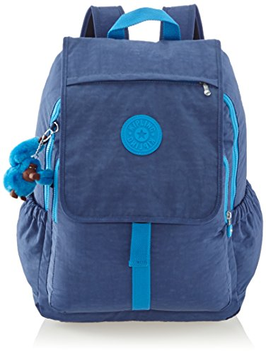 Kipling Haruko Large Backpack Mineral Blue C by Kipling