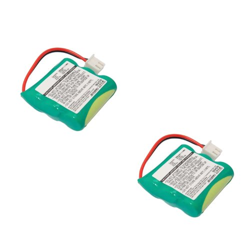 - (2-Pack) 3.6V Battery for Tri-Tronics 1038100-G 1038100-D Dog Collar Receiver Used for Dog Fences Bark Training Obedience Pet Training Teaching Control Collar Owner Lessons Hunting Sports Listening