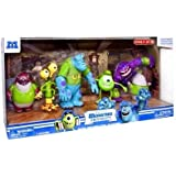 Disney / Pixar Monsters University Exclusive Figure 6-Pack Frat Pack [Oozma Kappa Students]