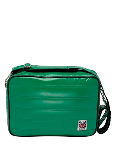 para Smeraldo Bolso Verde Hombro Hombre Gola Al q7AH6F