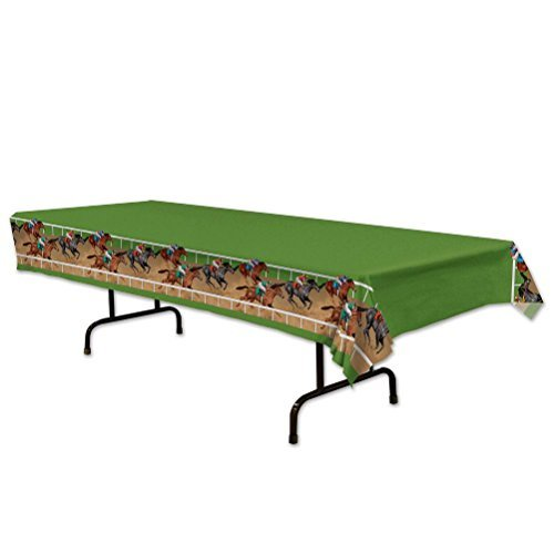 (Horse Racing Table Cover (Pack of)