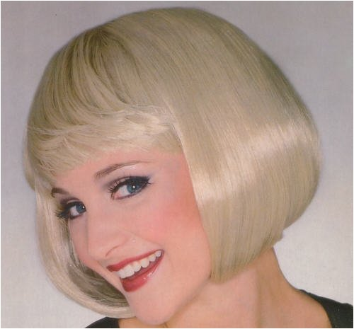 Blonde Super Model Wig (Rubie's Costume Women's Blonde Super Model Wig, Blonde, One Size)