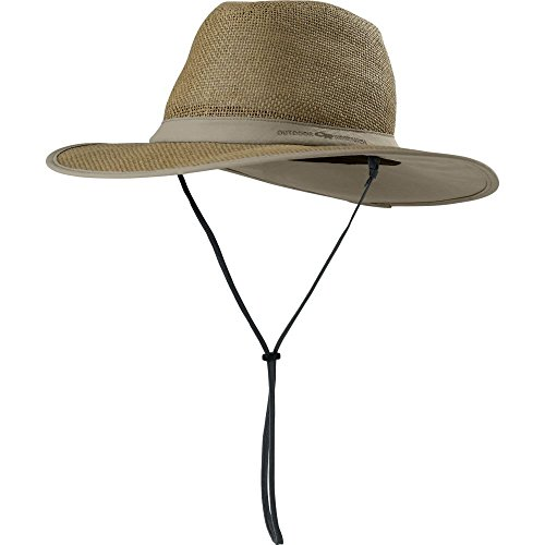 Outdoor Research Papyrus Brim Hat Sun Hat, 800-Khaki, Medium