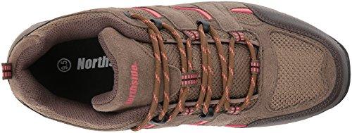 Chaussures De Randonnée Monroe Northside Femmes Basses Tan / Corail