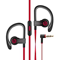 CheckOut Beats Powerbeats 2 Wired In-Ear Headphone - Black (Certified Refurbished) - WIRED discount