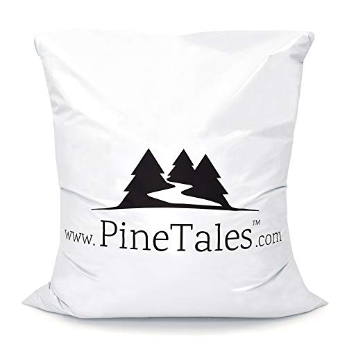 PineTales, 10 lbs Organic Buckwheat Hulls Refill, Heat Treated, Premium Grade, 100% US Grown
