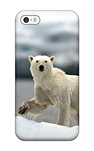 New Arrival Polarbears For Iphone 5/5s Case Cover