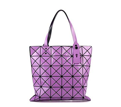 La Pu De Hombro Diamante Bolsas Señoras Energy Light Las Del Purple Bolso Asas Unlimited RBxn6PWqx