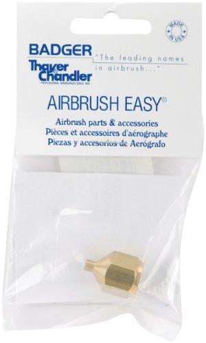 Badger Air-Brush Airbrush Compressor Adaptor, 0.25-Inch