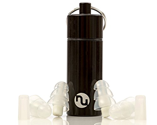 NU Ear Plugs - High Fidelity & Discreet Earplugs for Musi...