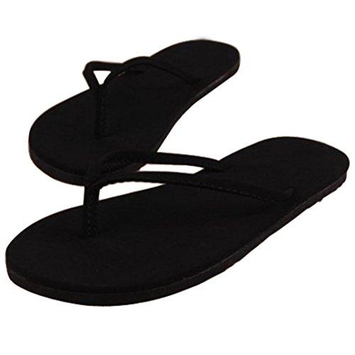 Sandistore Bohemia Floreali Sandali Da Spiaggia Zeppa Piattaforma Infradito Ciabatte Infradito Nere