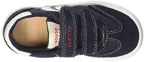 red Azul C0735 Kilwi navy Jr Boy Niños Zapatillas Para Geox fF8UwqYxn