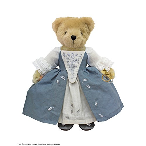 Claire Bear (North American Bear Outlander Claire Fraser/The Wedding Teddy Bear Collection)