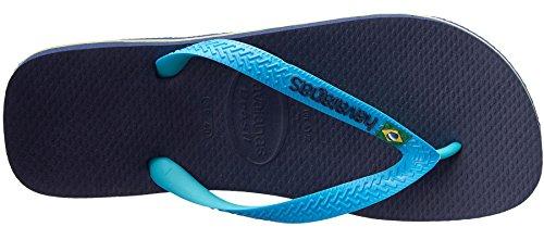 Havaianas Brasil Mix Bleu MarineHommes Beach Summer Flip Flops