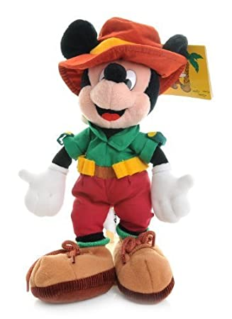 Disneyland Paris Mickey Adventure RETIRED [Toy] by Disney