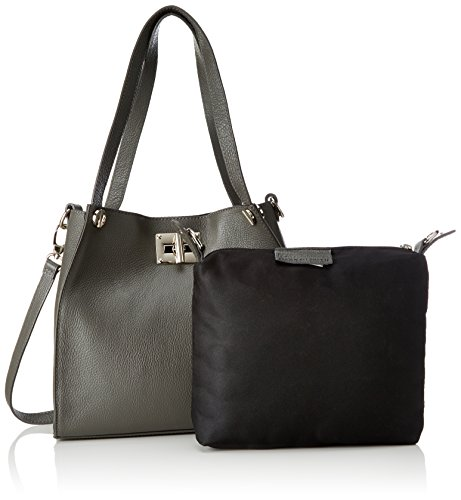Women's Bag Shoulder Grey Bags4less dunkelgrau Gloria q0Rpp8