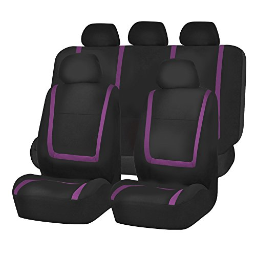 bench seat cover purple - 6