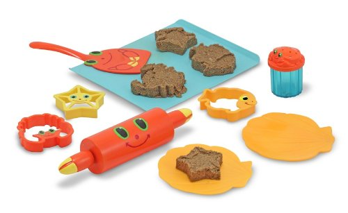 Seaside Sidekicks Sand Cookie-Baking Set