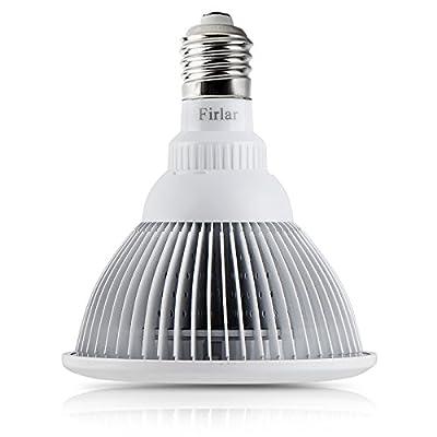 Firlar LED Grow Light bulb, Lemontec High Efficient Hydroponic Plant Grow Lights system for Garden Greenhouse and Hydroponic Aquatic,12W