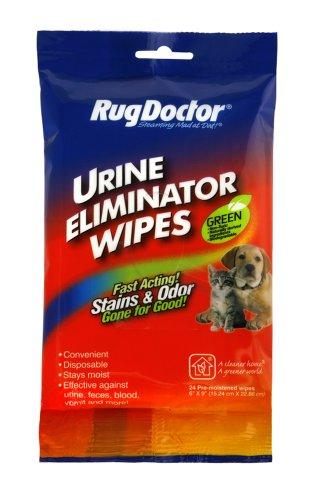 (Rug Doctor Urine Eliminator Wipes)