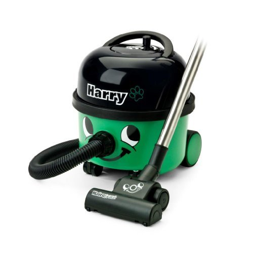 Harry with H1 Kit + Air Turbo, Powerful 1.6 HP Vacuum - HHR 200A - Corded