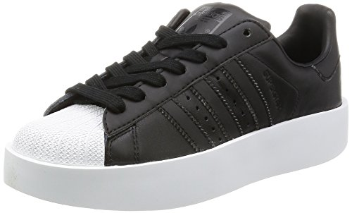 adidas Superstar Bold W Black Black White 39