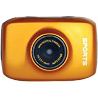 COBRA DIGITAL HDVC2900G HD Action Sports Camera (Gold)