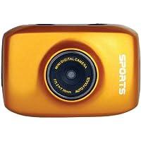 COBRA DIGITAL HDVC2900G HD Action Sports Camera (Gold)
