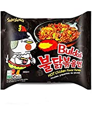 Samyang Hot Chicken Korean Ramen Noodles 140 gm