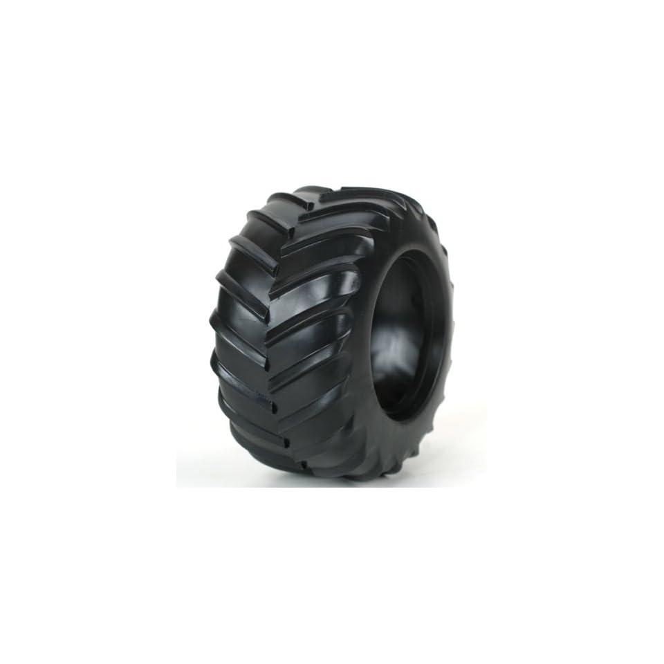 Monster Truck Tires (2) MRAM, MLST/2 LOSB0986