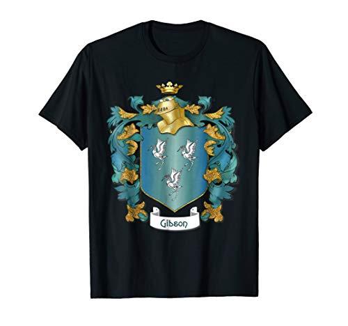 Gibson Coat of Arms Heraldry