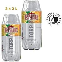 Bière - DESPERADOS ORIGINAL Lot de 2 torps de biere aromatisée Tequila 2 L