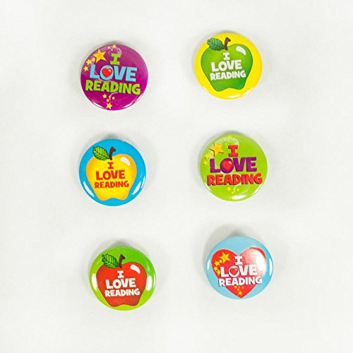 Fun Express Mini Reading Buttons