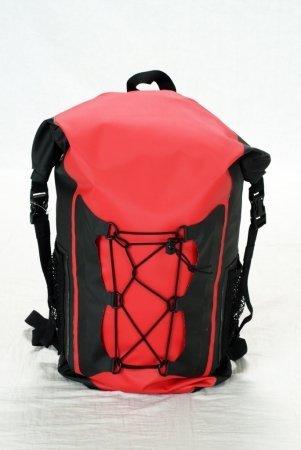 MAXXON 40L Wild Waves Backpack (Red), Outdoor Stuffs