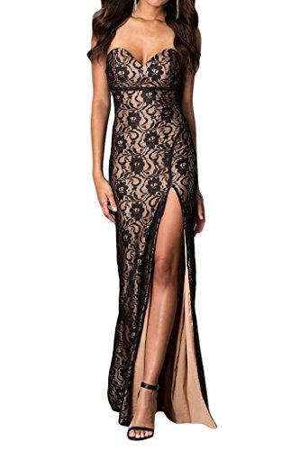 Missdressy - Vestido - Estuche - para mujer marrón