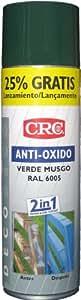 Crc Industries Iberia - Antioxido moreda ral 6005 verde 500 ml