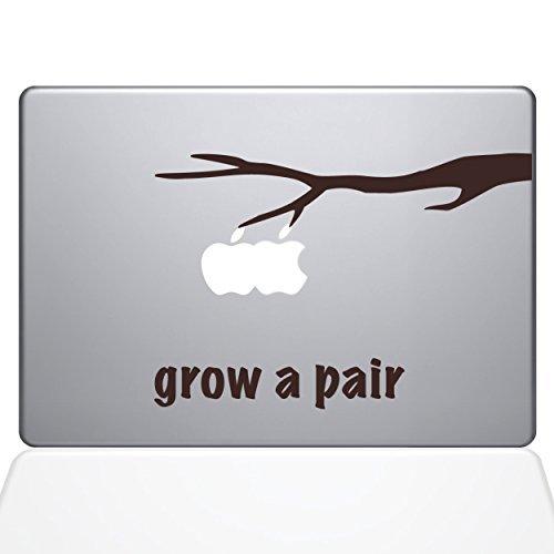 美しい The newer) Decal - Guru Grow a Pair MacBook a Decal Vinyl Sticker - 15 Macbook Pro (2016 & newer) - Brown (1073-MAC-15X-BRO) [並行輸入品] B0788HGPHS, 岩倉市:99a2d06e --- a0267596.xsph.ru