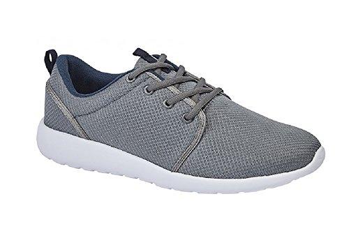 SFO Sneaker Uomo, Grigio (Grey), 40 EU