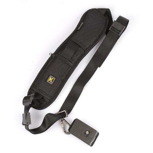 Caden W1S DSLR Camera Quick Rapid Shoulder Neck Strap Belt for Canon Nikon Sony Olympus Pentax