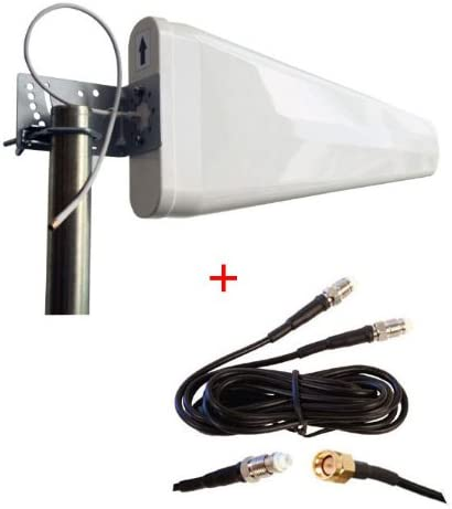 Huawei B612 B612s Telus Smart Hub LTE Router external antenna adapter Fme To SMA