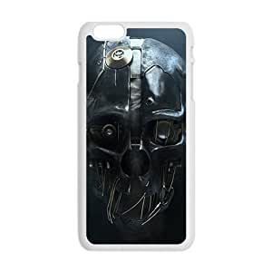 Happy Skull Phone Case for iPhone 6 Plus Case